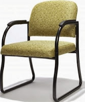 RFM Preferred Seating Evergreen Guest Chair 603A