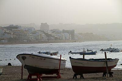La spiaggia più grande di Gran Canaria