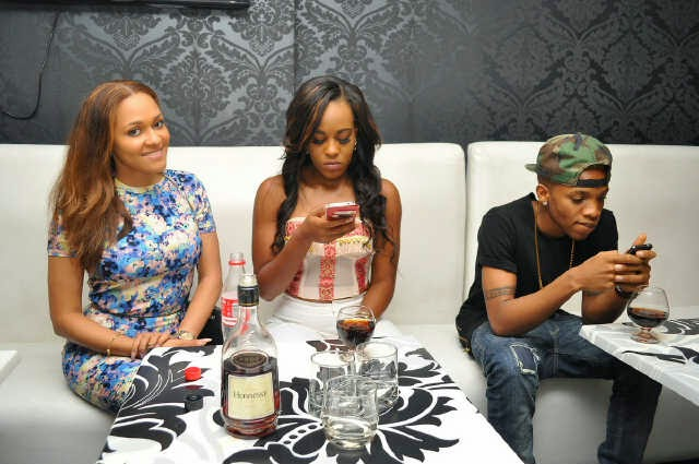 g Don Jazzy, Tiwa Savage, others @ The Place for #MTNCelebDouble rave