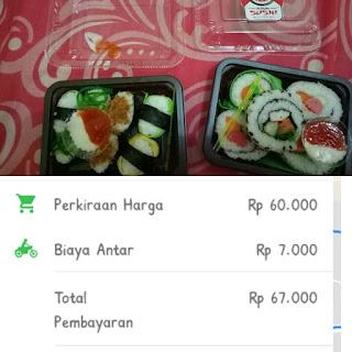 Review Kuliner Rumah Sushi Ponorogo