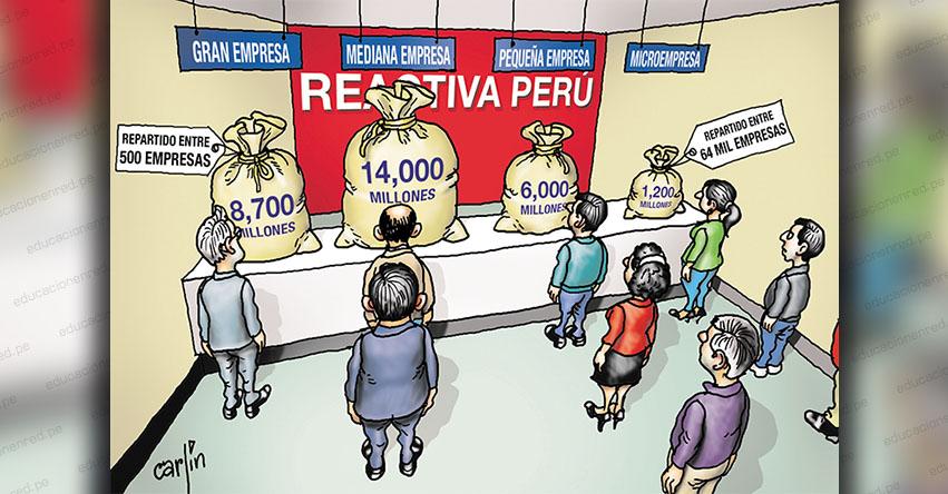 Carlincaturas Martes 16 Junio 2020 - La República