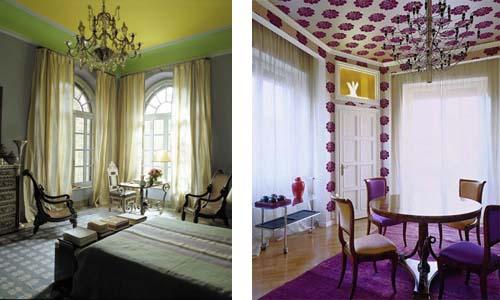 Pittura Per Soffitti Cucina : Basta bianco per il soffitto arredamento facile