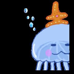 Jelly fish's kids