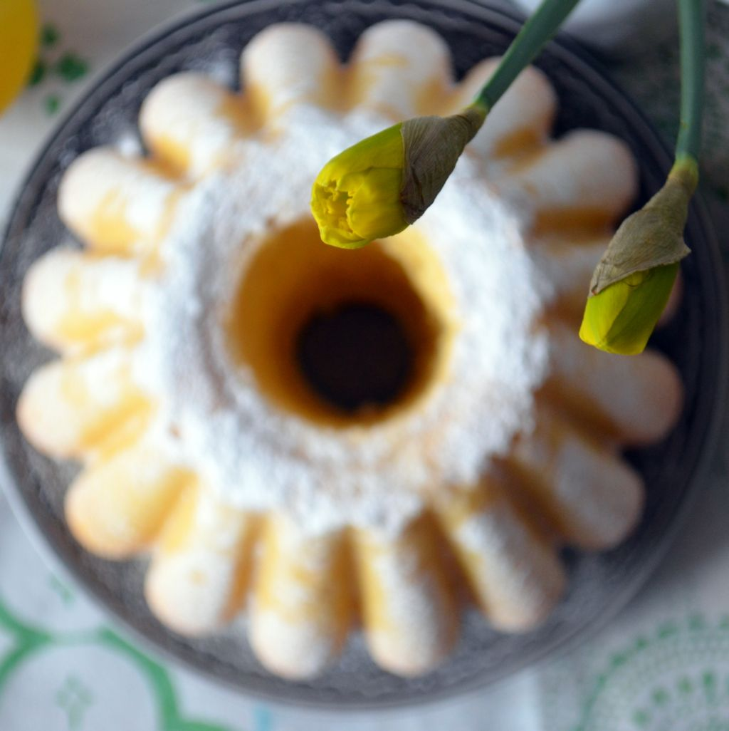 babka-cytrynowa Puchowa babka cytrynowa