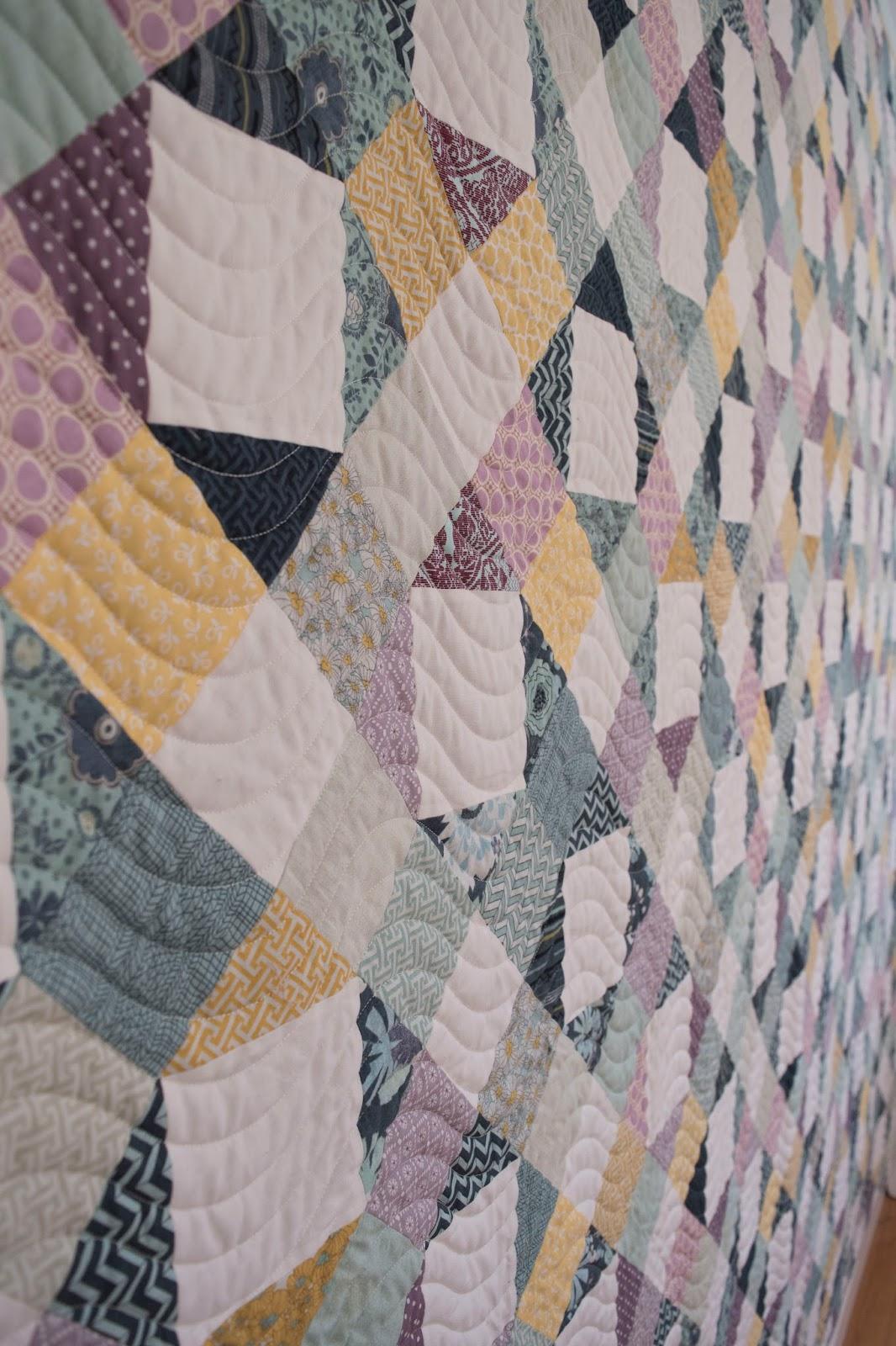 Quilt Pattern: Crystal and Gem - BRIAR HILL DESIGNS