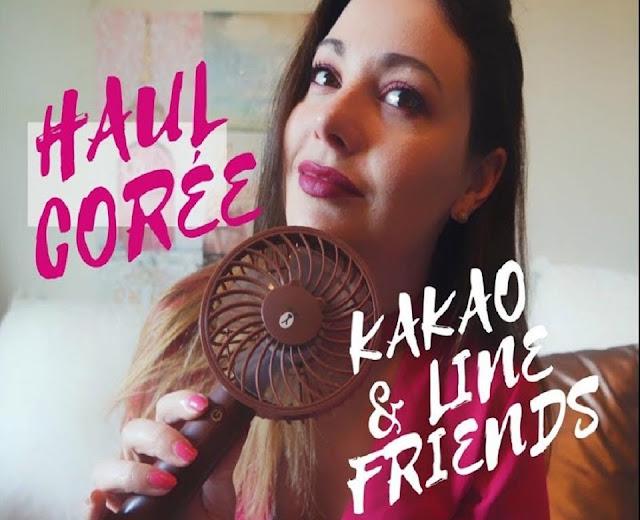 (VIDEO) HAUL LINE & KAKAO FRIENDS