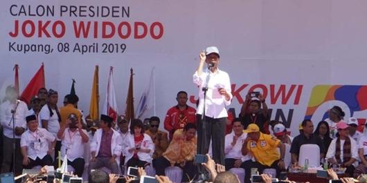 Jokowi Sepakat dengan SBY Hindari Politik Identitas saat Kampanye
