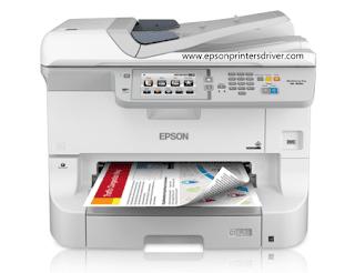 Epson WorkForce Pro WF-8590 Driver Download