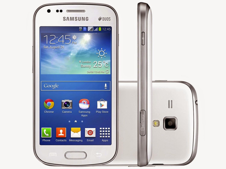 Como Fazer Hard Reset  no Samsung Galaxy S Duos