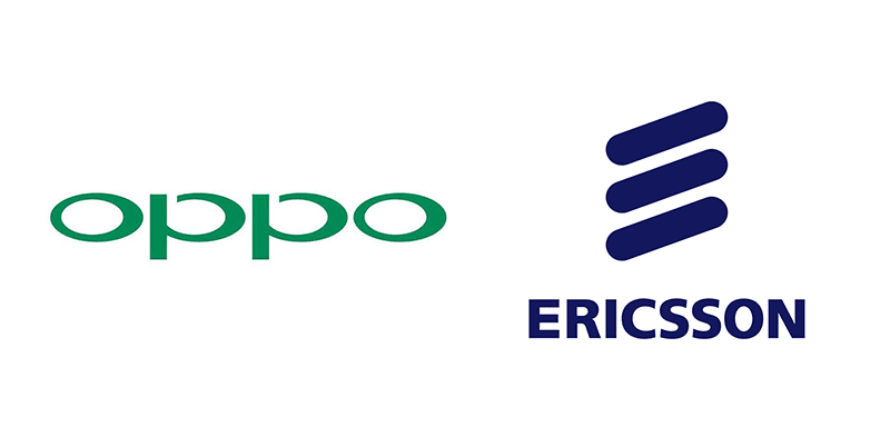 OPPO and Ericsson signed 5G patent license agreement