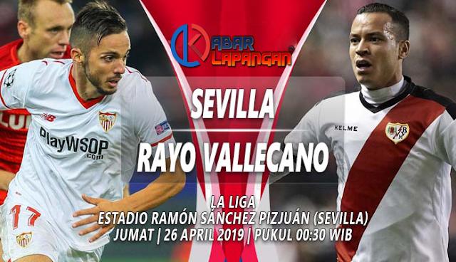 Prediksi Bola Sevilla vs Rayo Vallecano Liga Spanyol
