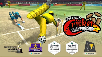Download World Cricket Championship 2 v2.8.3.1 Apk Mod Update 2019