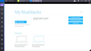 Create Bluestacks Account