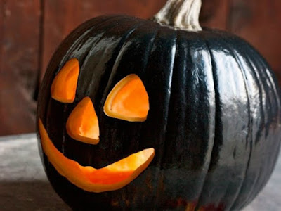 11 ideas para decorar calabazas de halloween trucos de for Como decorar una calabaza original