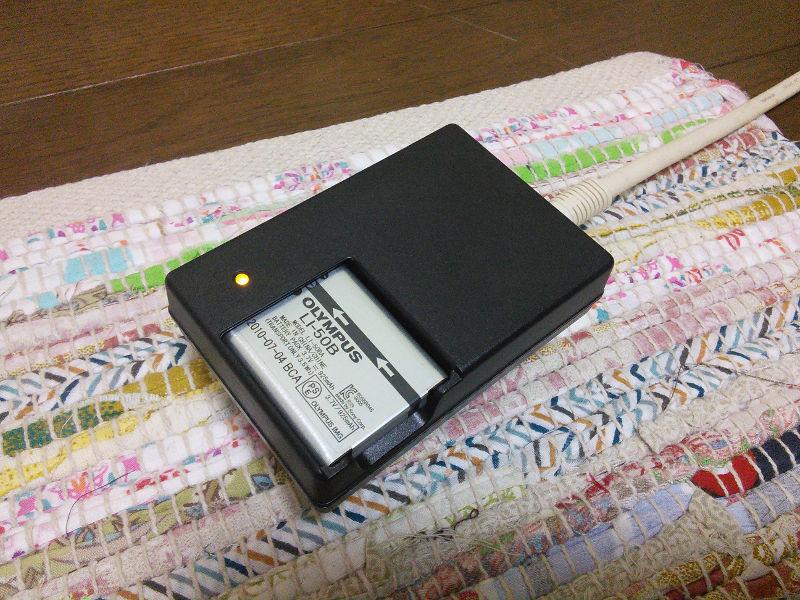 RICOH バッテリーチャージャー BJ-10_1