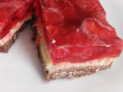 Ciasto jaglane bez pieczenia