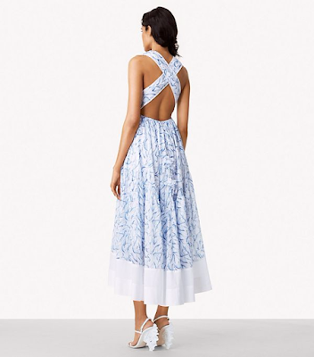 aa82a1761f9d Tory Burch is having a sale and I want more than a few things. I m loving  the criss cross backs and fun hemlines. Check out my favorites below.