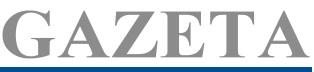"""Gazeta """"Gazeta"""""""