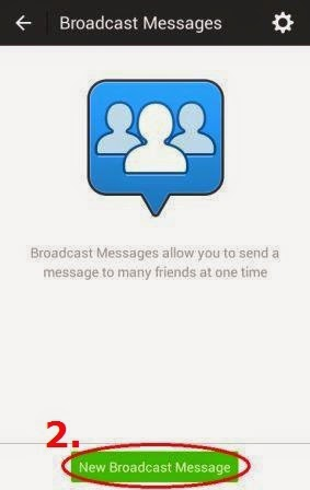 How to What Is Broadcast a Message on WeChat NKWorld4U