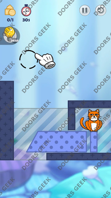 Hello Cats Level 86 Solution, Cheats, Walkthrough 3 Stars for Android and iOS