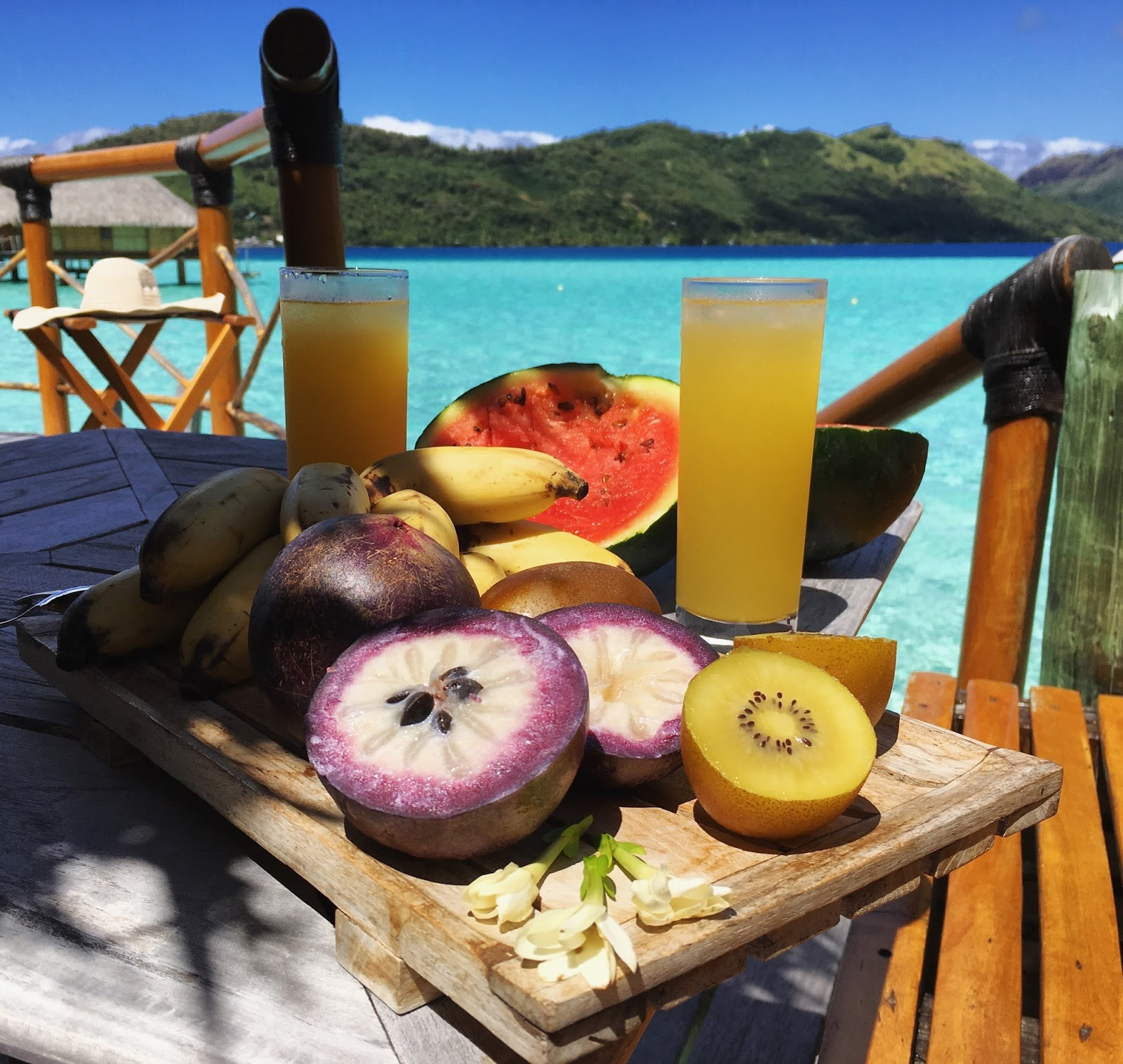 Bora Bora honeymoon vacation