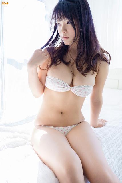 Hoshina Mizuki 星名美津紀 Bomb TV Photos 08