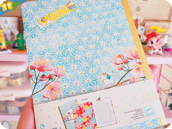 Mon joli petit cahier Misa - Lovely Paper