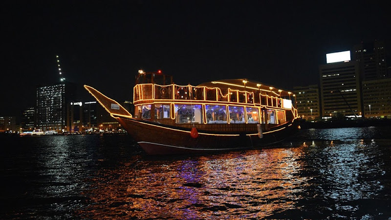 Boat Cruise | Top 10 things to do in Abu Dhabi