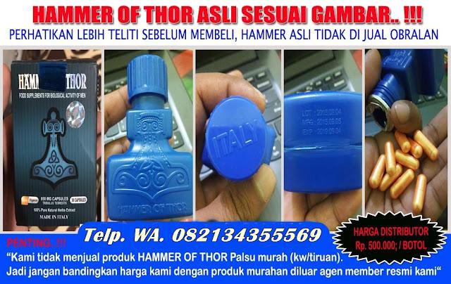 hammer of thor asli di tangerang banten