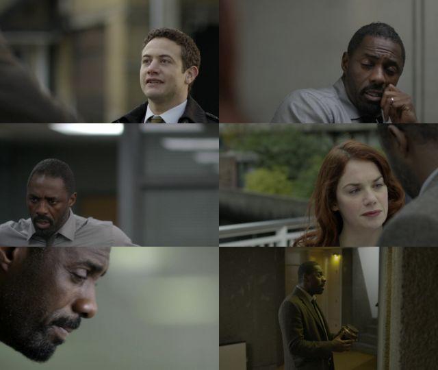 Luther Temporadas Serie Completa HD 1080p Latino Dual