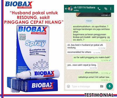 6 Tips Melegakan Sakit Pinggang Bersama Biobax Cool Theraphy