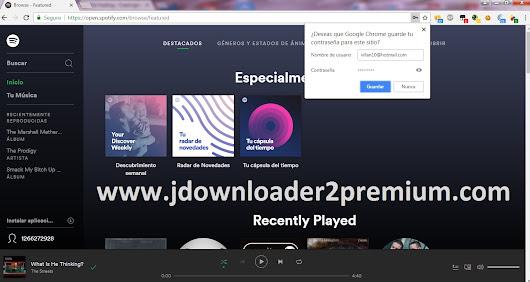 jdownloader 2 premium crack 2017