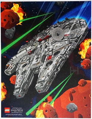 Millennium Falcon VS The Galactic Empire