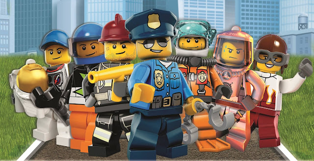 Be A Part Of LEGO CITY Adventures
