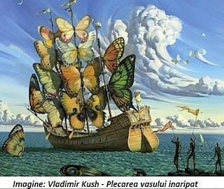 Vaporul din vise | Interpretarea și semnificația viselor