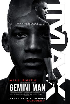 Gemini Man 2019 Movie Poster 4