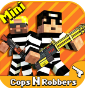 Cops N Robber Mine mini Game money apk download