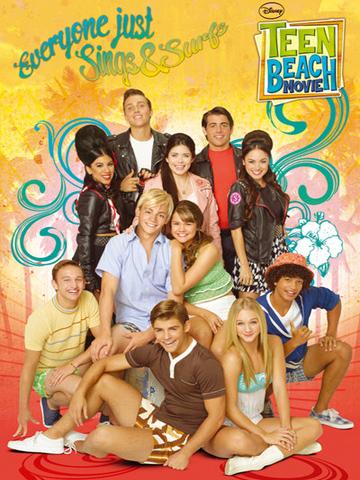 Teen Beach Stream