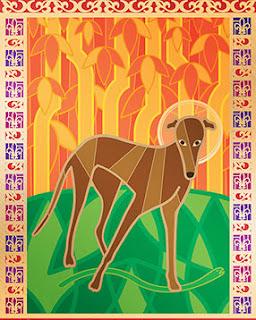 Leyendas cristianas: San Guinefort, Perro y Mártir