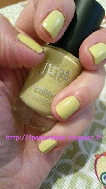 Just Cosmetics Colorazzi nail polish  Col. 050 Be funny