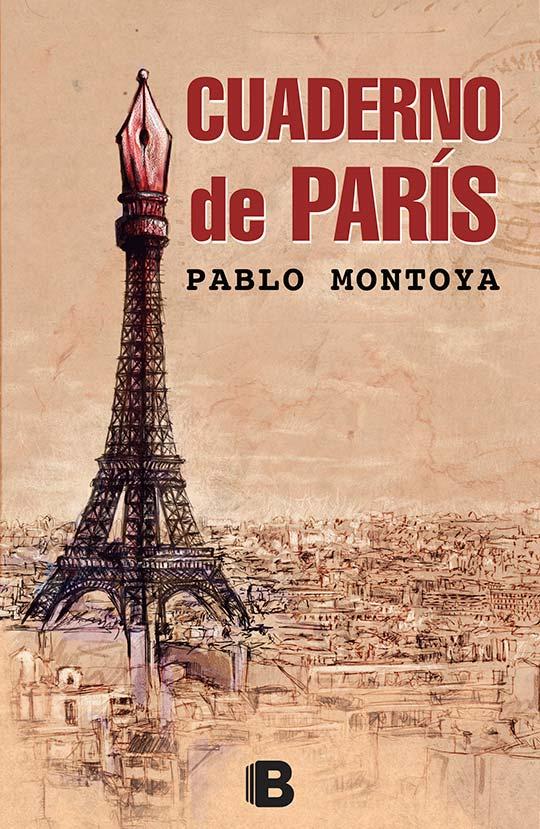 Cuaderno de París de Pablo Montoya