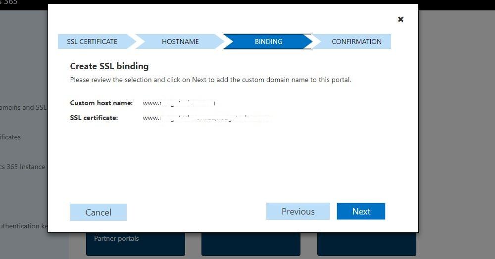 CRM Hub: How to Set Up custom Domain of D365 Portal
