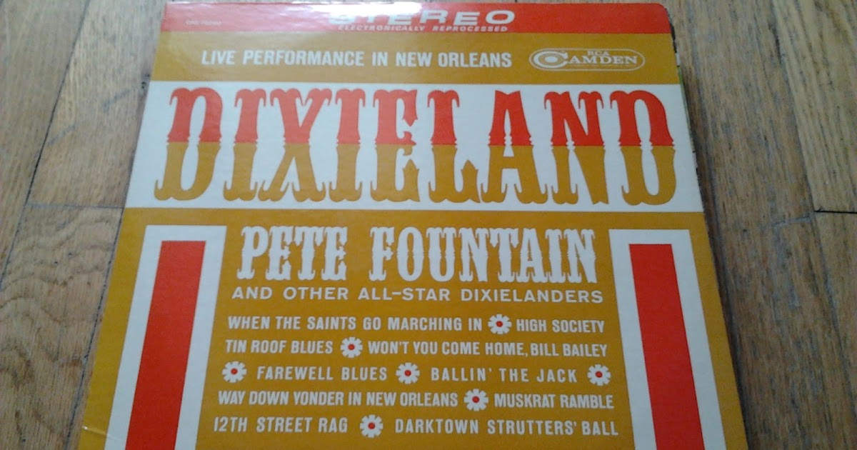 Dj Twain S Lawrence Welk Collection Dixieland Pete