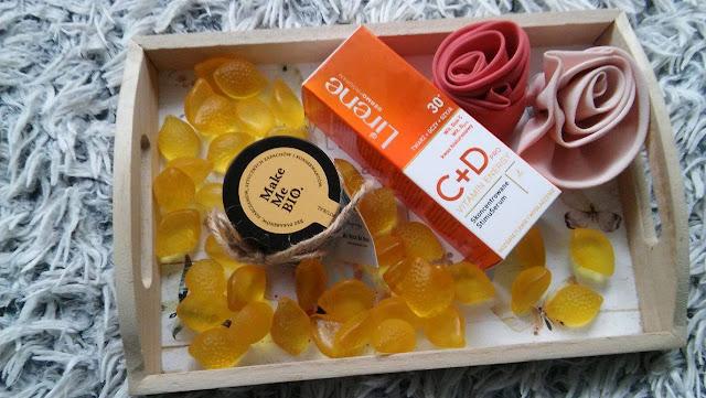 Smak i zapach pomarańczy