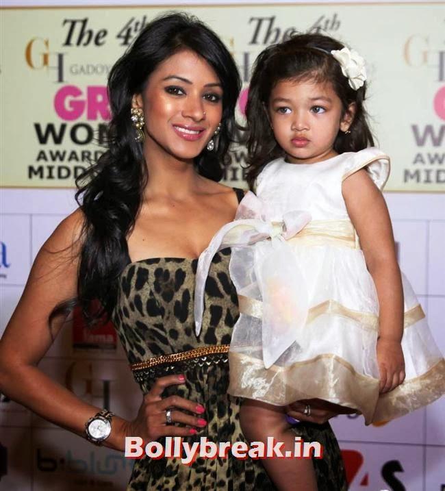Barkha Bisht, Shriya, Kangna, Barkha at 4th GR8 Women Awards 2014