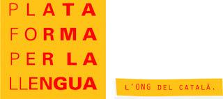 Plataforma per la llengua, ong del català