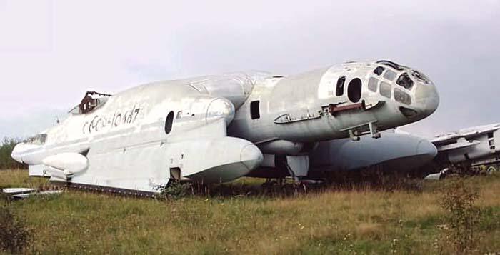 10. Bartini Beriev VVA-14.