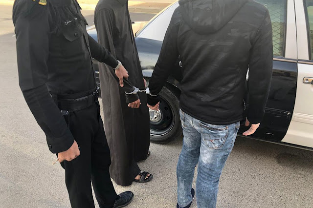 الإطاحة بشخصين يعملان في مجال طب التجميل بمنازل الرياض