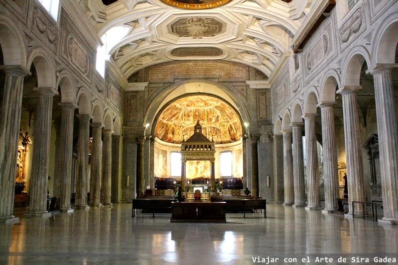 San Pietro in Vincoli de Roma