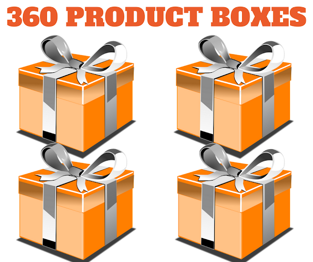 360 Personal Care Product Bundles